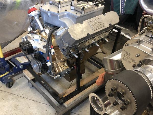BB 383/407 stroker Mopar  for Sale $9,000