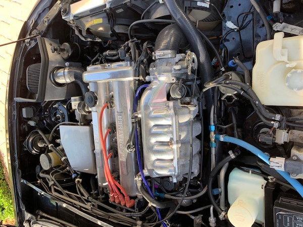 1999 Turbo Miata, built by Jesse Prather Motorsports  for Sale $15,500