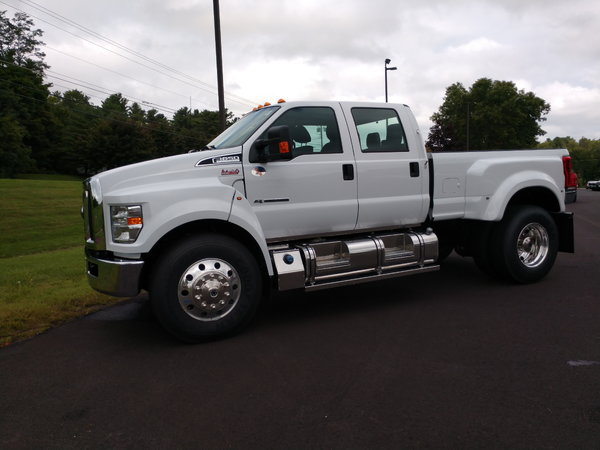 WOW!!! 2018 FORD F650 CREW CAB SUPER CRUISER!!!