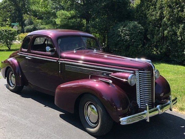 1938 Buick Century Series 60  for Sale $29,000