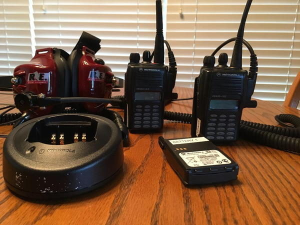 Spotter Radios  for Sale $650