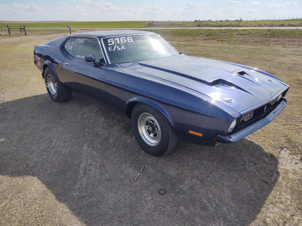 1972 Ford Mustang HO  for Sale $22,000