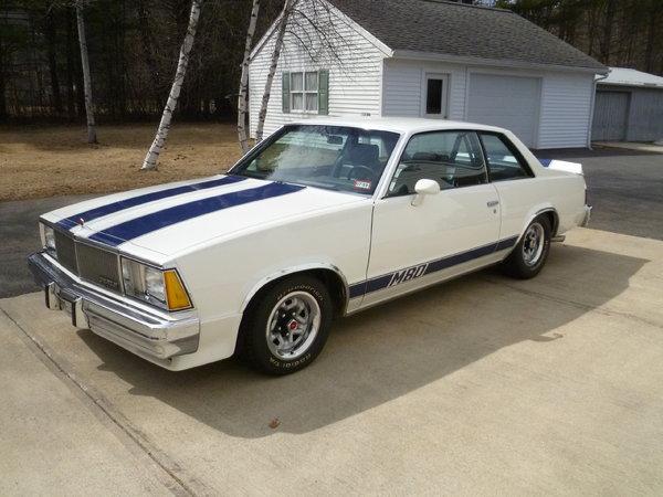 1980 Chevrolet Malibu  for Sale $27,500