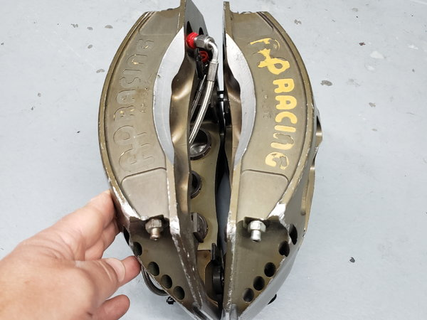 Used AP Racing 6-Piston Front Short Track Caliper  for Sale $2,000