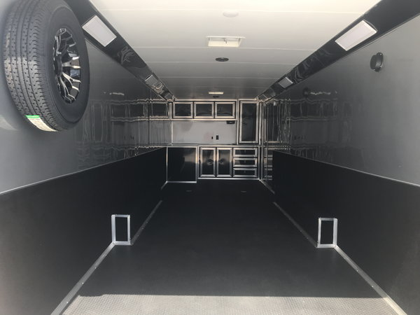2019 Pace American 28' Shadow Tag Trailer  for Sale $19,999