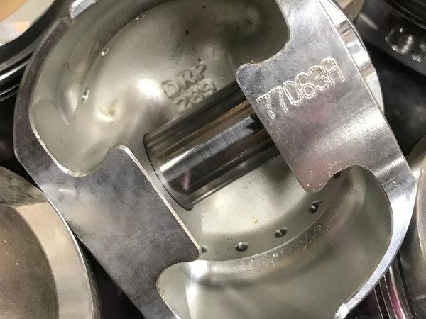 Ford Cobra 289 4V Engine Components