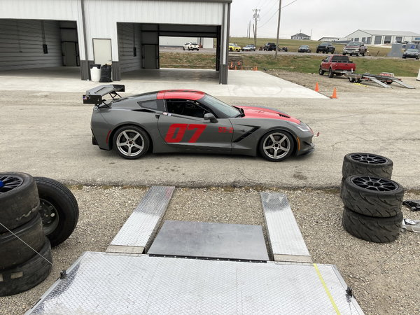 2016 c7  for Sale $55,000