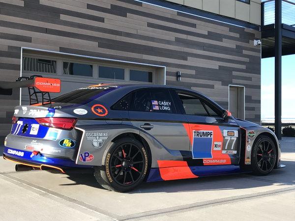 2018 Audi RS3 LMS TCR (Championship Winning Car)  for Sale $134,900