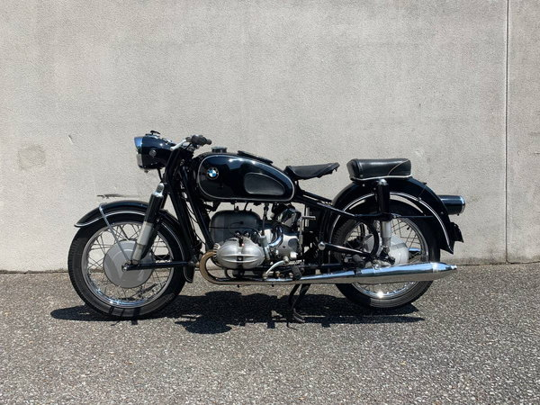 1966 BMW R69S FOR SALE   for Sale $9,500