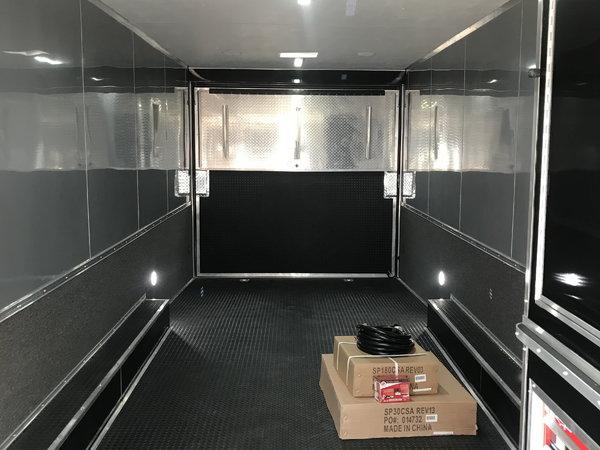 2019 34 ft Loaded Bath Package