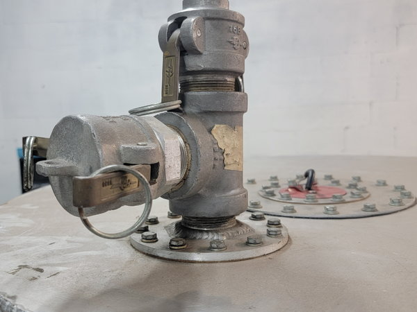 Fuel speed filler elevated drop fast filler  for Sale $1,500