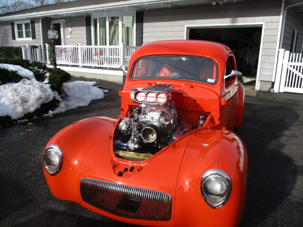 1941 WILLYS (STEEL CAR)  for Sale $65,000
