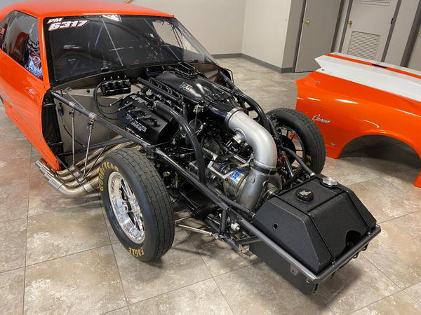 Tim Mcamis 68 Camaro  for Sale $250,000