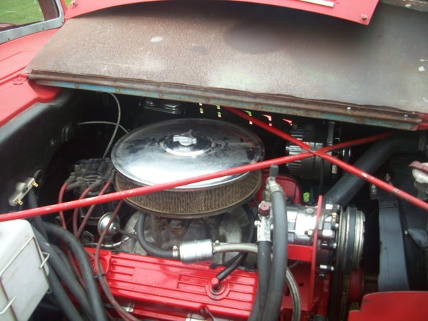 47 chevy truck rat rod hot rod