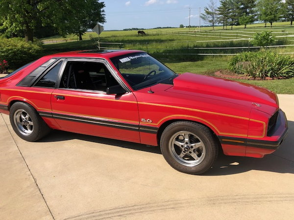 1983 Ford Mustang  for Sale $21,500