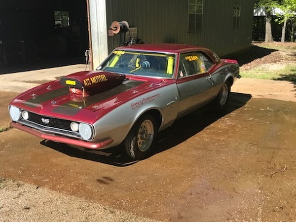 1967 Camaro Pro Street  for Sale $15,000