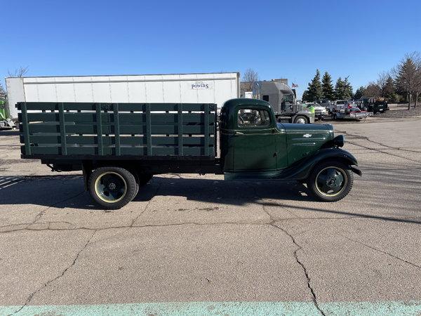 1936 Chevrolet Standard Truck  for Sale $22,500
