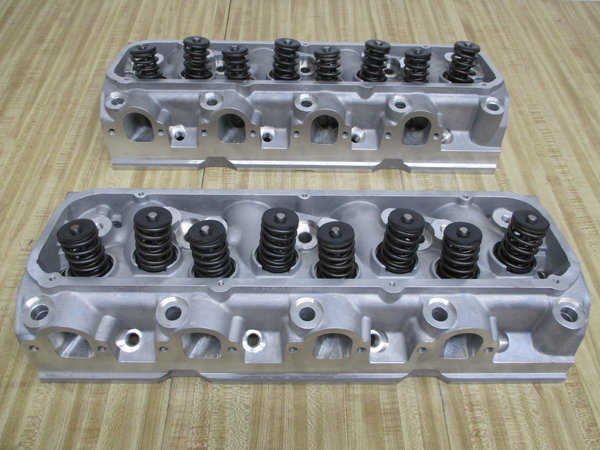 BBF 460 Aluminum Cylinder Heads  for Sale $1,650
