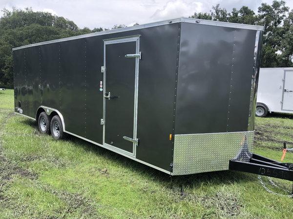 New 2020 8.5' x 24' Continental Cargo