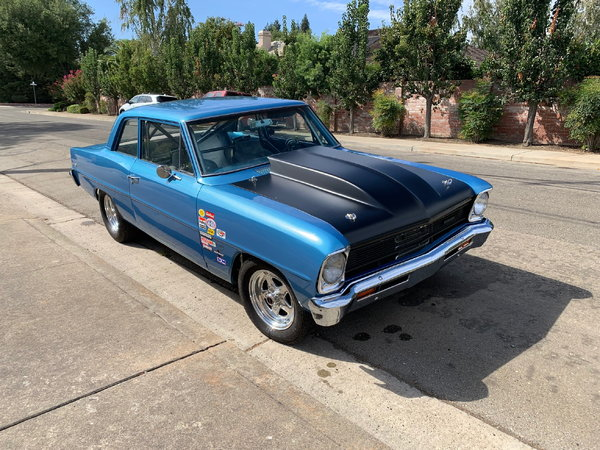 1966 Chevrolet Chevy II  for Sale $23,500