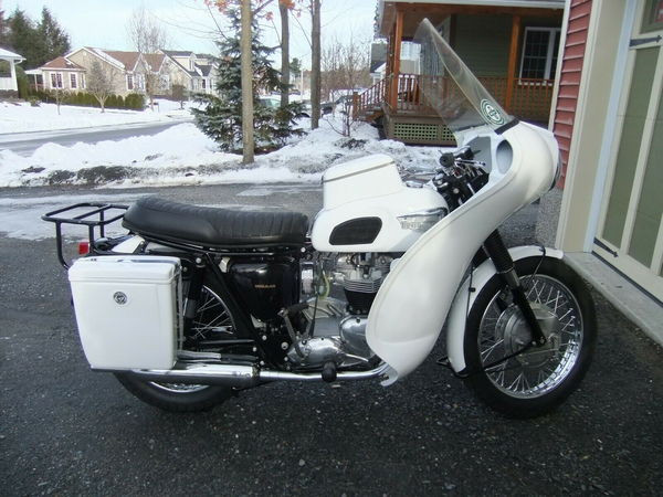 1968 Triumph TR6 P Police  for Sale $9,065