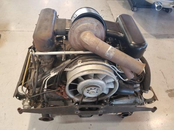 FS: 1964 Porsche 911 2.0L Engine  for Sale $7,450