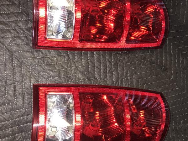 2015 Dodge tail lights   for Sale $75
