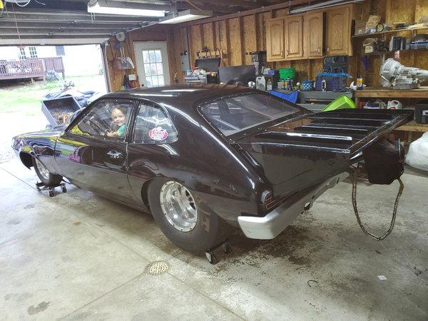 1971 pinto 4 link strut 6.0 cert  for Sale $13,000