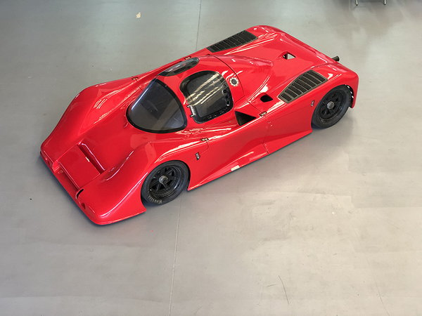 SPORT PROTOTYPE NISSAN PROYECT  for Sale $57,082
