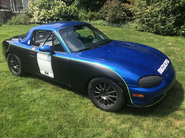Spec Miata For Sale >> 99 Spec Miata For Sale In Harwinton Ct Racingjunk Classifieds