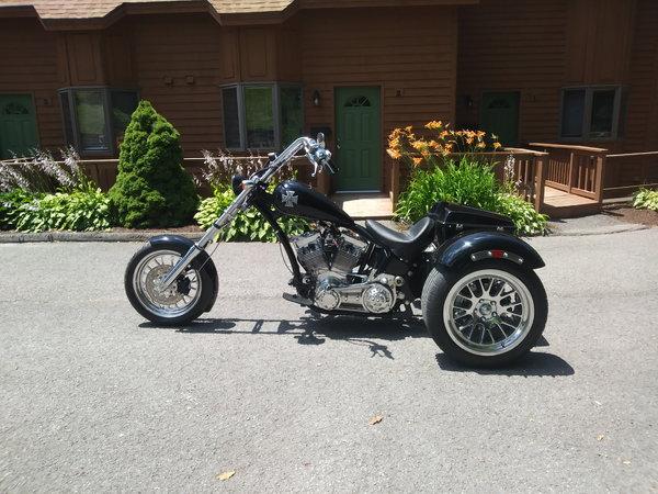Black Dog Trike  for Sale $42,000