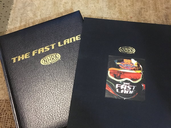 2001 very limited NHRA 50TH ANNIVERSARY COLLECTIORS EDITION   for Sale $750