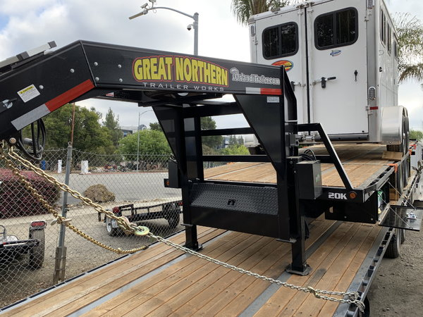 25' 20K TILT DECK GREAT NORTHERN   for Sale $18,036