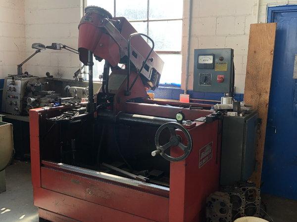 "Machine shop equipment for sale as a ""LOT"""
