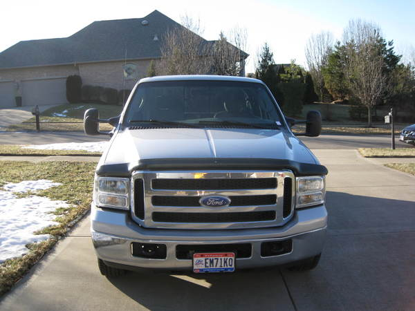 F-250 DIESEL (77000 MI)  for Sale $11,995