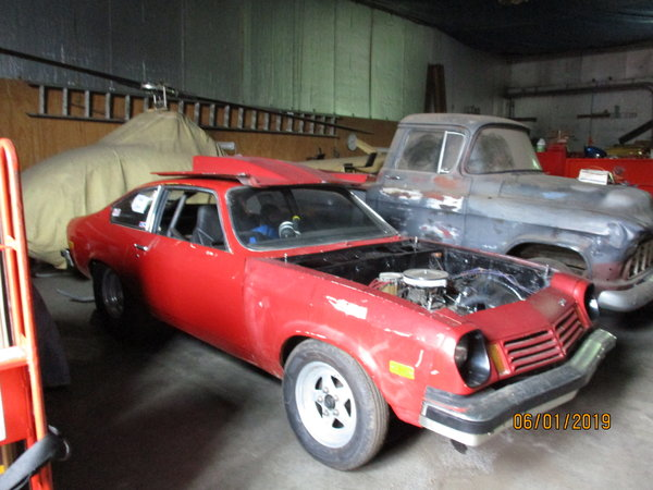 1974 vega hatchback  for Sale $8,500