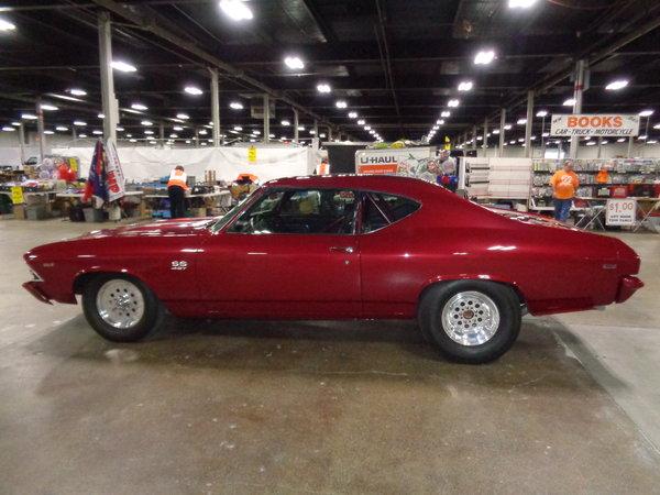 1969 Chevelle Super Sport  for Sale $28,000