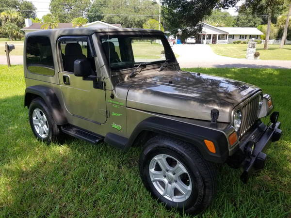 2006 Jeep Wrangler  for Sale $13,900