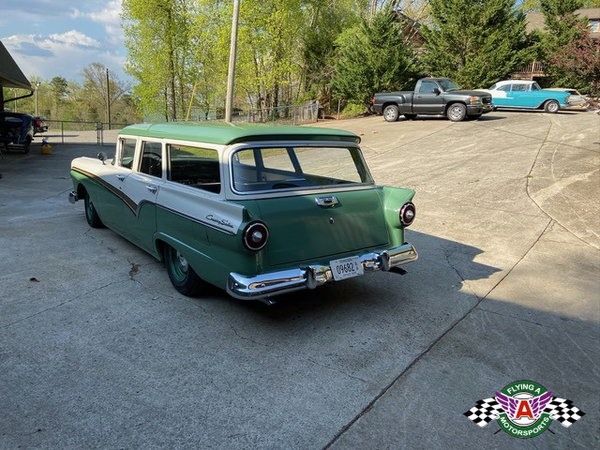 1957 Ford Wagon