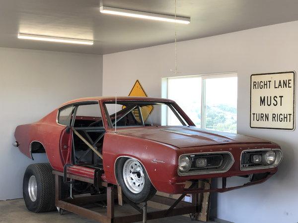 1967 Barracuda for sale in Menifee, CA, Price: $5,000