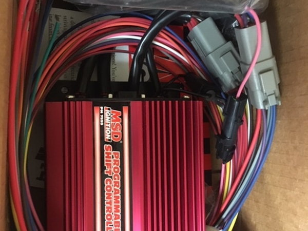 MSD Programmable shift controller 7559