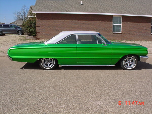 1964 Ford Galaxie 500 FULL CUSTOM