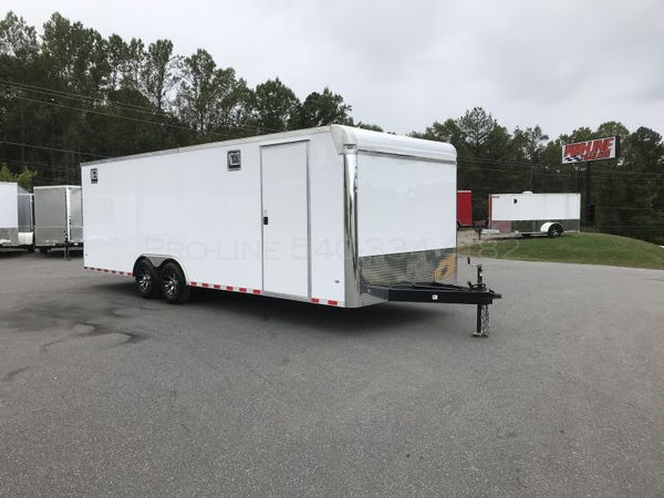 Loaded 24′ Enclosed Race Trailer (VA)
