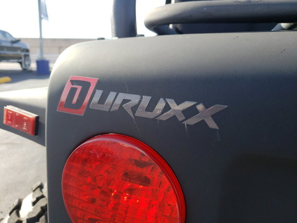 Used 2016 OTHER OTHER DURX MT  for Sale $13,992