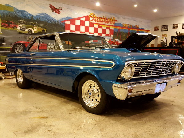1964 Ford Falcon 351 Cleveland 4 speed sale or partial trade