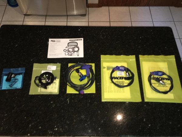 Racepak - IQ3 Digital Logger Dash and many V-Net Sensors  for Sale $2,600