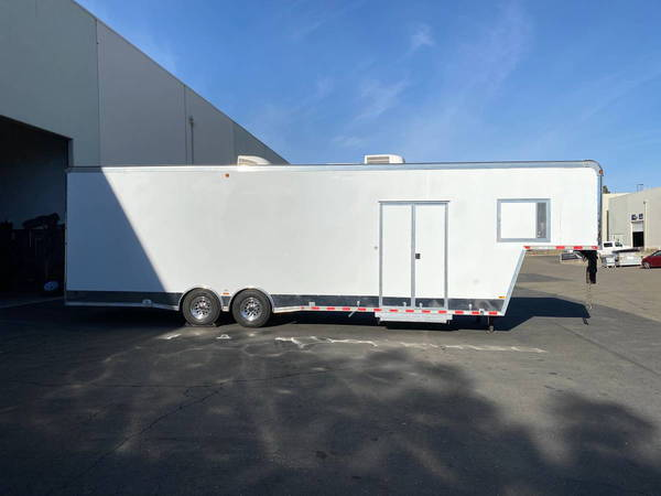 2014 36' Race Trailer by RC Trailers  for Sale $36,000