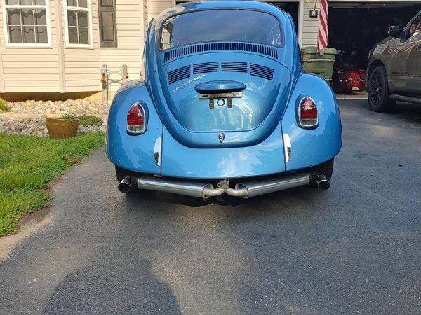 1973 Volkswagen Beetle  for Sale $11,900