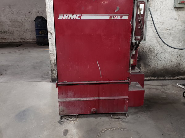 RMC / AXE Spray Wash Cabinet  for Sale $4,000