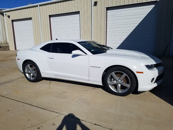 2014 camaro roller with options